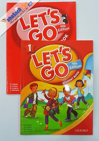 Let's go 1 ( 4th edition ) - Student book + workbook