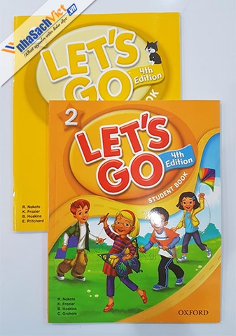 Let's go 2 ( 4th edition )