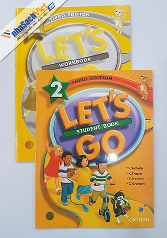 Let's go 2 ( Third edition )