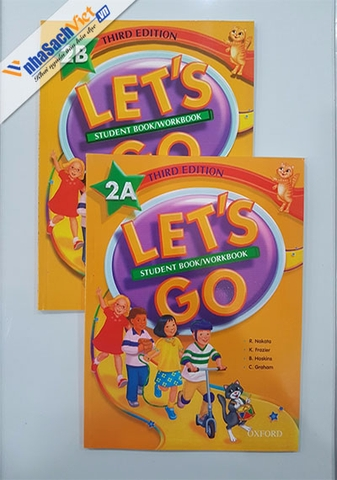 Let's go 2A, 2B ( Third edition )