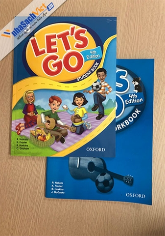 Let's go 3 ( 4th edition )