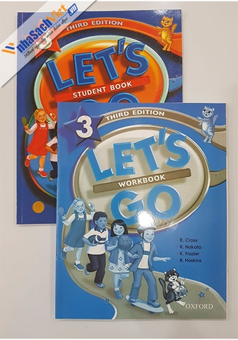 Let's go 3 ( Third edition )