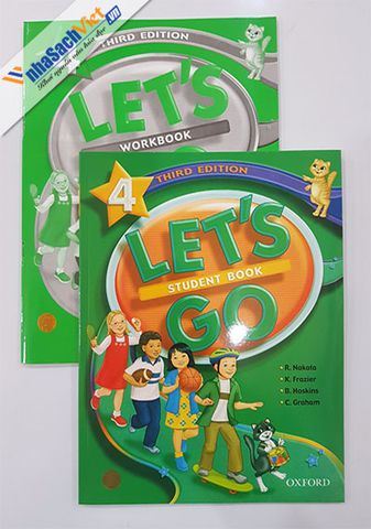 Let's go 4 ( Third edition )