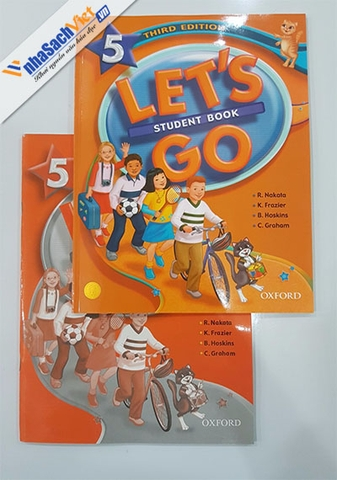 Let's go 5 ( Third edition )