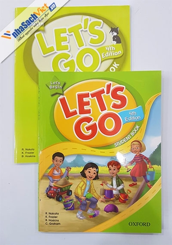 Let's go let's begin ( 4th edition)