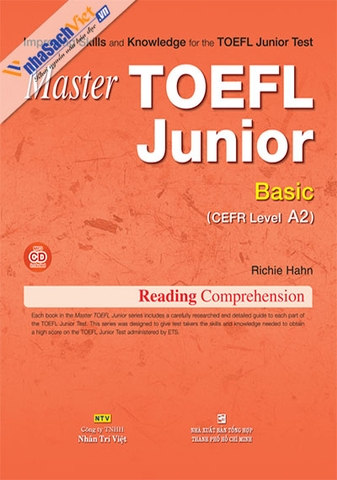 Master TOEFL Junior Basic: Reading Comprehension