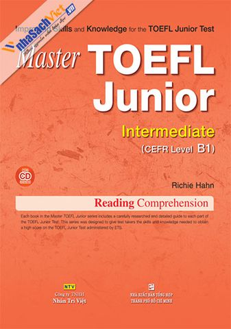 Master TOEFL Junior Intermediate: Reading Comprehension