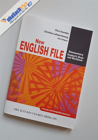 New english file elementary ( Student's book and workbook )