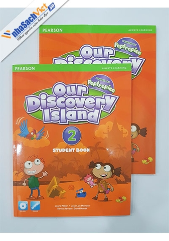 Our discovery Island 2 - American
