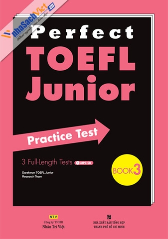 Perfect TOEFL Junior - Book 3