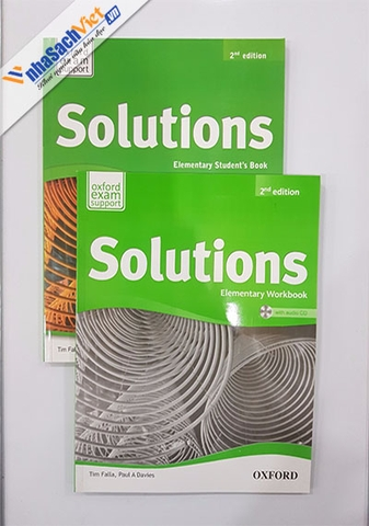Solutions - Elementary