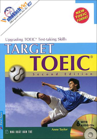 TARGET TOEIC, SECOND EDITION