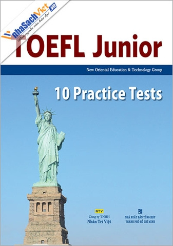 TOEFL Junior – 10 Practice Tests