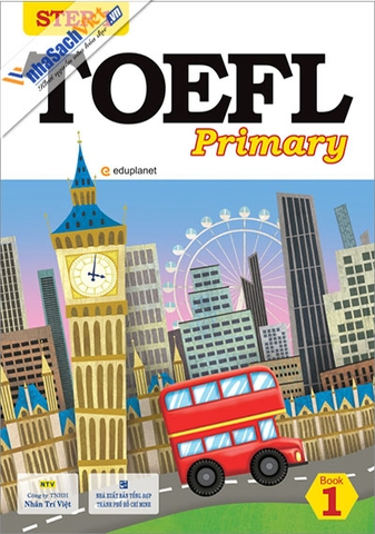 Toefl primary step 1 - book 1