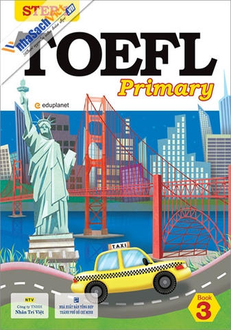 Toefl primary Step 1 - Book 3