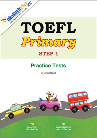 Toefl primary Step 1 - Practice