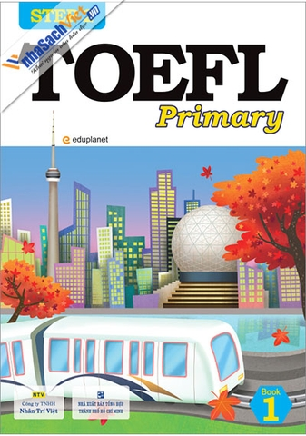 Toefl primary Step 2 - Book 1