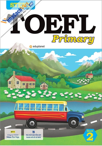 Toefl primary Step 2 - Book 2