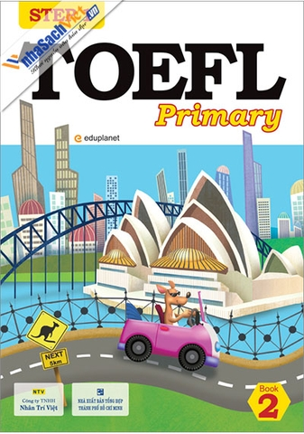 Toefl primary Step 1 - Book 2
