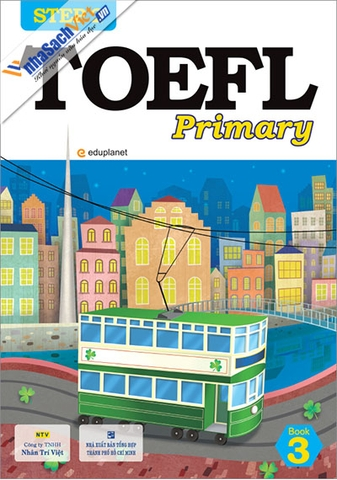 Toefl primary Step 2 - Book 3