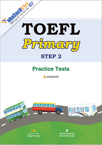 Toefl primary Step 2 - Practice