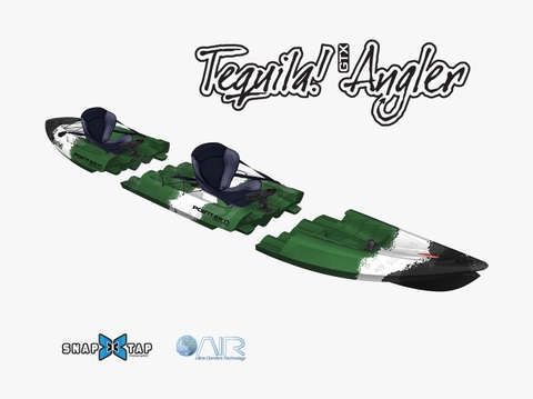 Tequila! Tandem - Angler