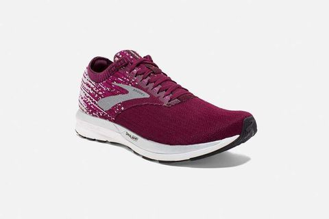 Brooks Ricochet Women - Wild Aster/Fig/Grey