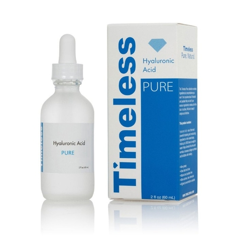 Serum Cấp Nước Timeless Hyaluronic Acid Pure