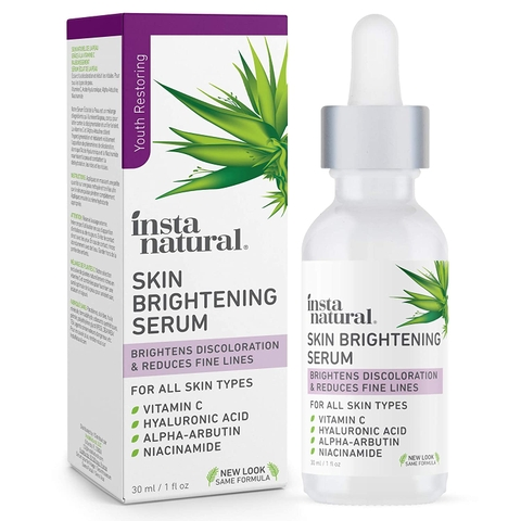 Serum sáng da mờ thâm Instanatural Skin Brightening 30ml