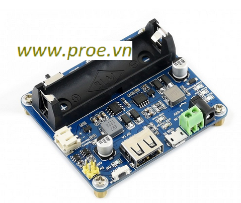 Solar Power Management Module, for 6V~24V Solar Panel 16120