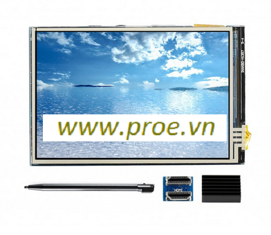 3.5inch HDMI LCD, 480x320, IPS