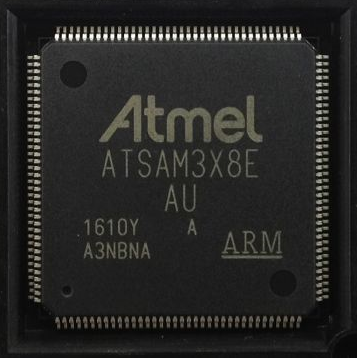 ATSAM3X8EA-AU IC MCU 32BIT 512KB FLASH 144LQFP