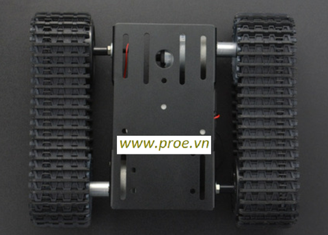 Khung xe Black Gladiator-Tracked Chassis