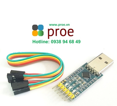 CP2102 USB TO TTL UART FULL