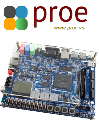 DE10-STANDARD DEV KIT P0493 Terasic