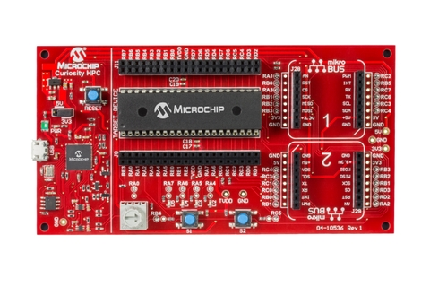 DM164136 Curiosity HPC Development Board