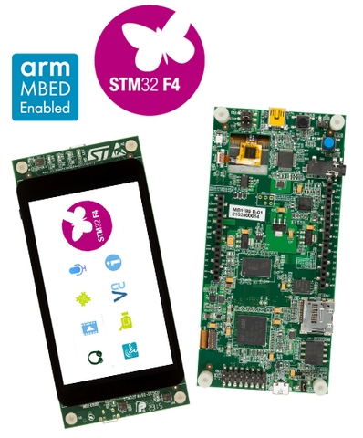 STM32F469 Discovery,32F469IDISCOVERY-Discovery kit with STM32F469NI MCU