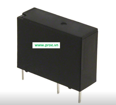 G5NB-1A-E DC12 RELAY GEN PURPOSE SPST 5A 12V