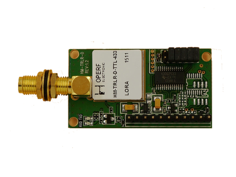 HM-TRLR-DW Over 5km RF Data Link Module Transceiver
