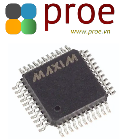 MAX240CMH+D MAX240 IC TRANSCEIVER FULL 5/5 44MQFP