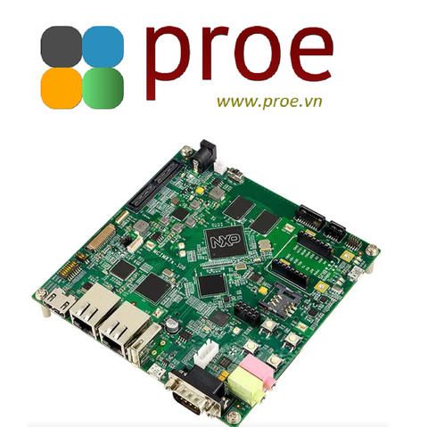 MCIMX7SABRE i.MX 7Dual SABRE i.MX ARM® Cortex®-A7 MPU Embedded Evaluation Board