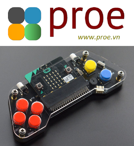 Micro Gamepad Microbit