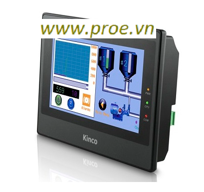 MT4434TE KINCO HMI Touch Screen 7 inch 800*480 Ethernet 1 USB Host