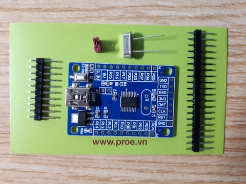 Kit MCU N76E003AT20