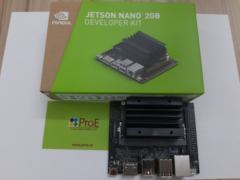 NVIDIA® Jetson Nano™ 2GB Developer Kit USB Wifi