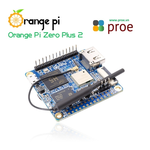 Orange Pi Zero Plus2