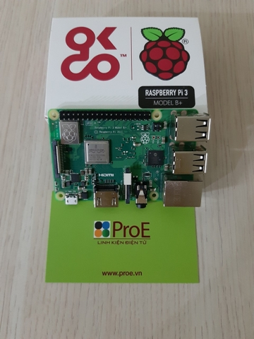 Raspberry Pi 3 Model B Plus B+ Made In UK