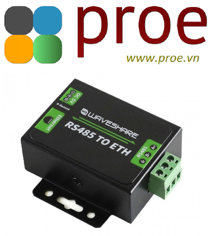 RS485 TO ETH RS485 to Ethernet Converter