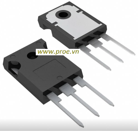 STGW40N120KD 	IGBT 1200V 80A 240W Through Hole TO-247-3