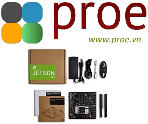 The Jetson TX2 Developer Kit